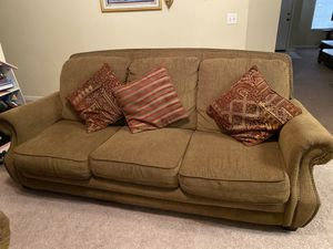 Sofas with pillows for Sale in Modesto, CA