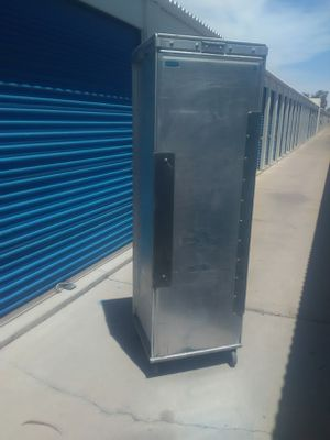 Heavy Duty Insulated Transi-Tray Catering Cabinet 24x20x72 for Sale in Glendale, AZ