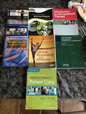 Occupational therapy books for Sale in Casselberry, FL
