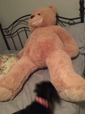 Giant Teddy Bear for Sale in Garner, NC