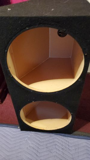 Solid sub box for 15 inch for Sale in Los Angeles, CA
