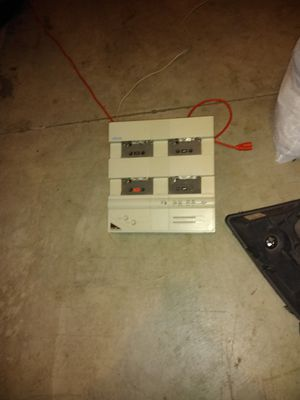Telex account 200 cassette duplicator works good condition for Sale in Bismarck, ND