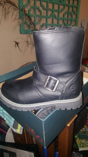 Boys brand new riding boots size 1 for Sale in Austin, TX