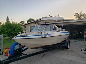Fishing/ski boat for Sale in Brentwood, CA