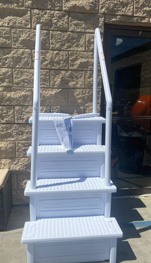 Above ground pool stairs for Sale in Glendora, CA
