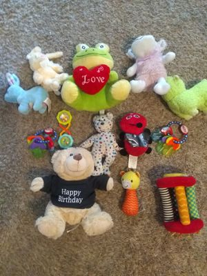 Baby toys all for 5 for Sale in Costa Mesa, CA