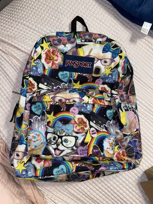 Jansport Cat Galaxy True Love Backpack for Sale in Dallas, TX