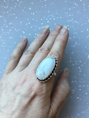 Moonstone Ring, size 9, jewelry for Sale in Sun City, AZ