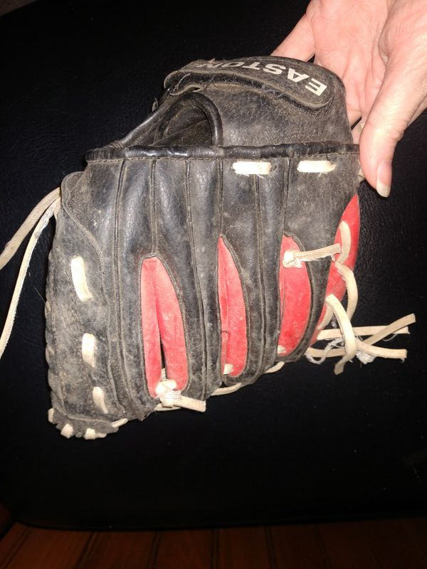 Small baseball glove
