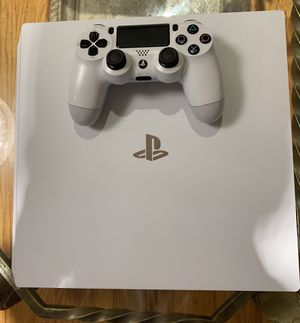 Brand new PS4 Pro special Edition white for Sale in Hamilton Township, NJ