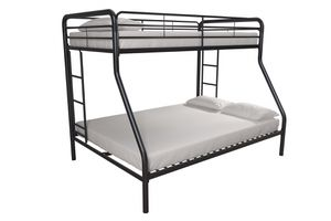 SALE! ZBD Warehouse! P Twin Over Full Metal Bunk Bed Frame for Sale in Norcross, GA