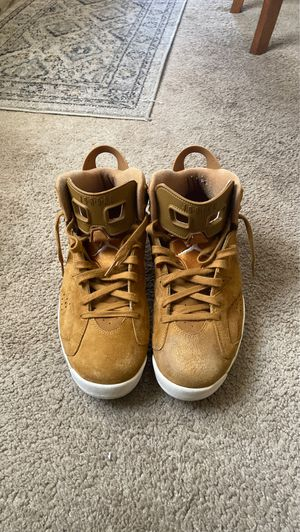 AIR JORDAN 6 RETRO 'WHEAT' SIZE 12 for Sale in Los Angeles, CA