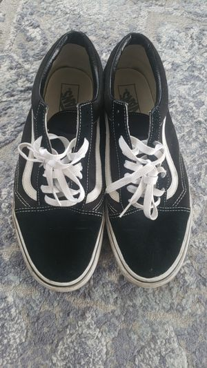 Vans size 12 for Sale in Tacoma, WA