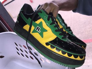 Bape Sta Reps - beautiful colors!! TrapSta's!!! for Sale in Carrollton, TX