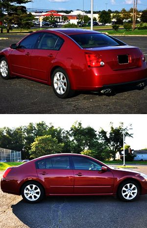Low Miles $1OOO Nissan Maxima 2OO7 automatic for Sale in San Francisco, CA