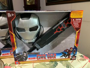 💥💥Captain America Civil War💥💥TOY $25 each for Sale in Irving, TX