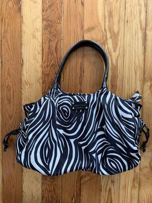 Authentic Kate Spade Stevie Zebra Print Diaper Bag for Sale in Calumet City, IL