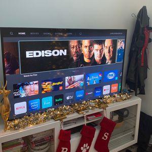 65 Inch Vizio smart TV 4K $400 for Sale in Seattle, WA