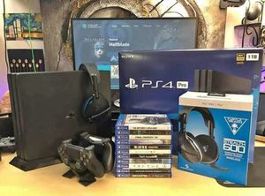 PlayStation 4 pro for Sale in MARTINS ADD, MD