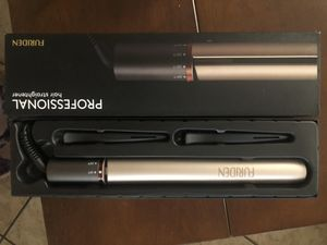 BRAND NEW Furiden Professional hair straightener 2in1 curling iron for Sale in Palmdale, CA