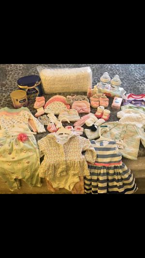 Baby Girl Bundle for Sale in Hoquiam, WA