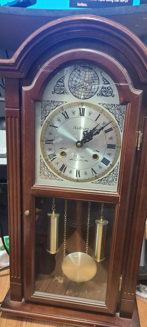 100 years old antique father clock still works! for Sale in Wolcott, CT