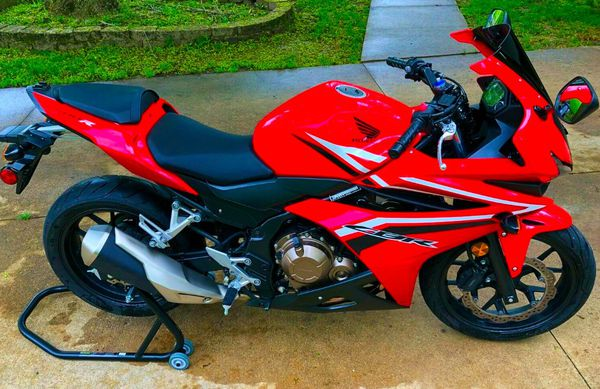 AMAZING Honda CBR500RR 🚀 LOW MILES ONLY 19 MUST SEE! ✈️