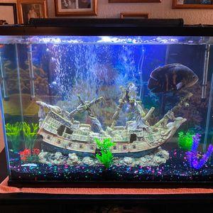 Fish Tank Decor for Sale in Riverside, CA