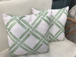 New Indoor/Outdoor Pillows for Sale in Chicago, IL