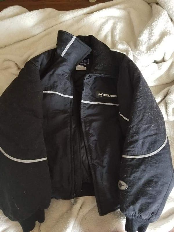 Polaris snowmobile jacket
