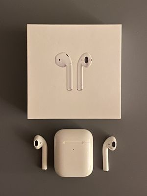 AirPods 2 - Wireless Charging (2nd Generation) for Sale in Arlington, VA