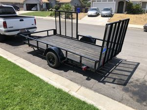 Utility trailer for Sale in Oak Glen, CA