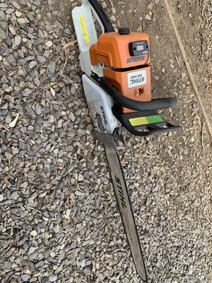 Chainsaw for Sale in Ramona, CA