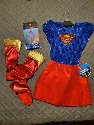 Super girl outfit for Sale in Palmetto Bay, FL