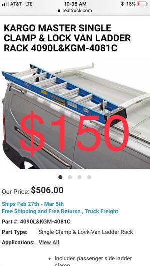 Ladder Rack. Brand New kargo Master for Sale in Henderson, NV
