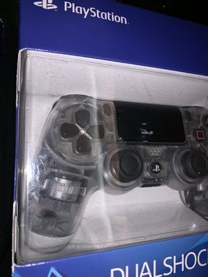 PS4 clear see through controller for Sale in Antioch, CA