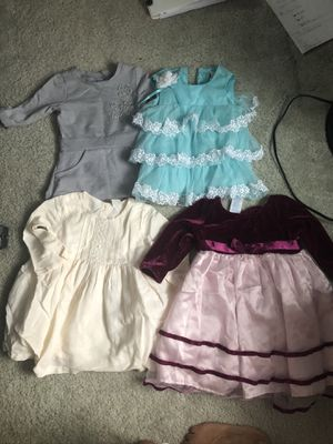 12 mo girl dresses for Sale in Phoenixville, PA
