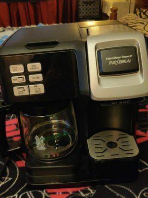 Coffee maker half keurig and half pot for Sale in Virginia Beach, VA