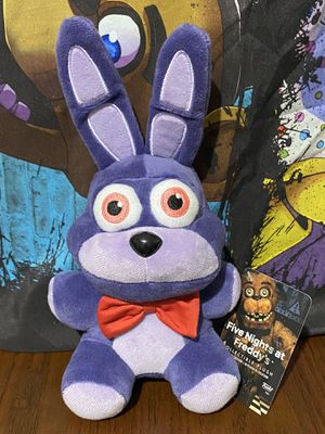 Five Nights at Freddys Funko Bonnie Plush FNAF for Sale in Phoenix, AZ