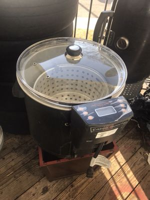 cajun injector electric fryer for Sale in MD, US