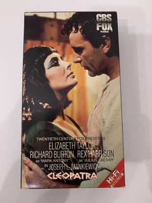 VHS Cleopatra for Sale in Colonial Heights, VA