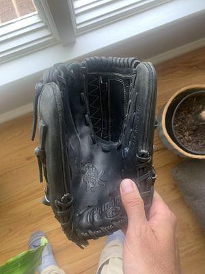Left Handed Baseball Glove Rawlings PRO12DHJB 12 inch Left Handed Baseball Glove Heart of the Hide (Infielder/pitcher) for Sale in Denver, CO