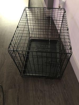 Small/medium dog cage for Sale in Atlanta, GA
