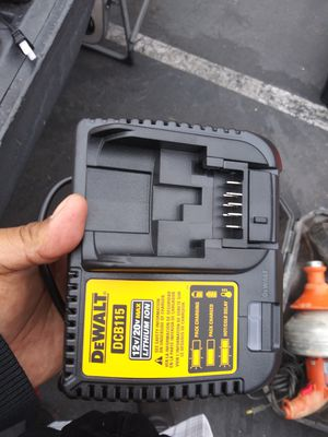 DEWALT 12V/20V CHARGER NEW NUEVO 👍💥👍💥👍💥 for Sale in Torrance, CA