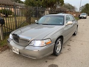2006 Lincoln town car for Sale in Houston, TX
