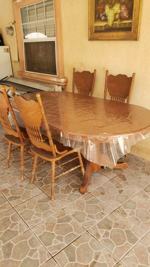 Table for Sale in Downey, CA