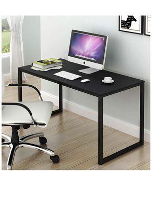 Black desk *brand new for Sale in Fresno, CA