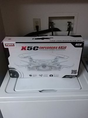 X5c quadcopter...drone...with cam for Sale in Baxley, GA