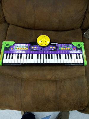 Make an Offer Kawasaki MusicalDual Cool keyboard for Sale in Las Vegas, NV