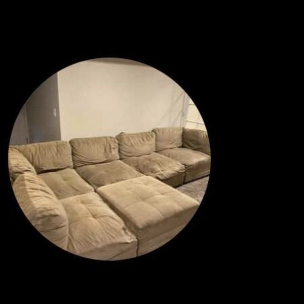 7 Piece Sectional Couch